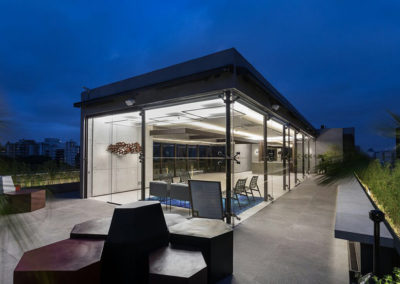 Rooftop – Instituto Tomie Ohtake